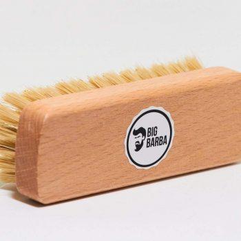 Escova de madeira bege - Big Barba