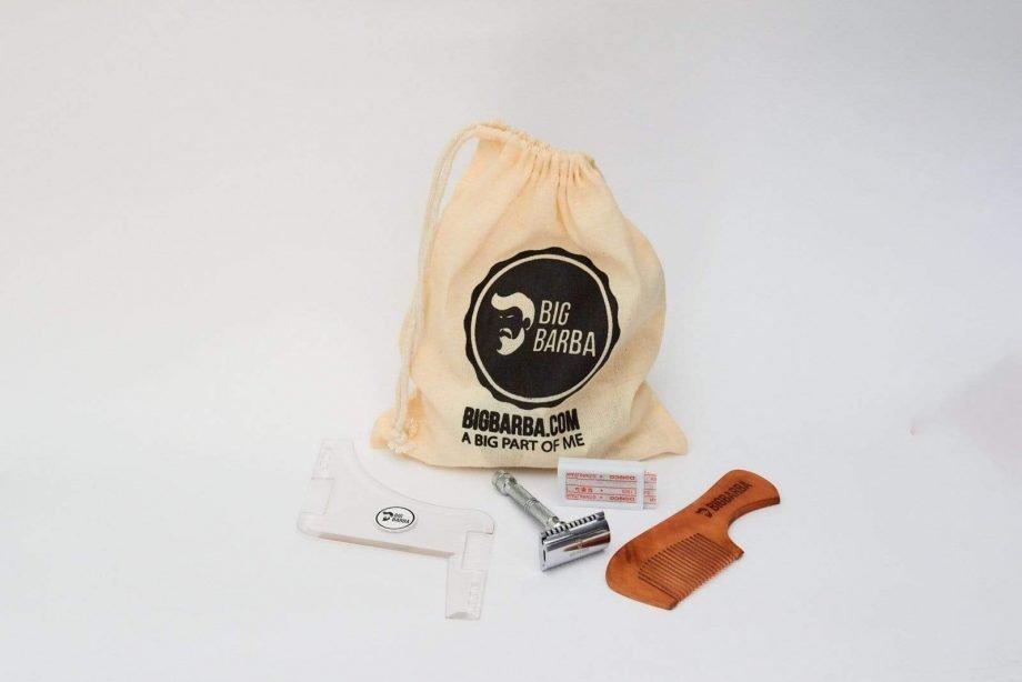 Kit - Gillette Inóx - Big Barba