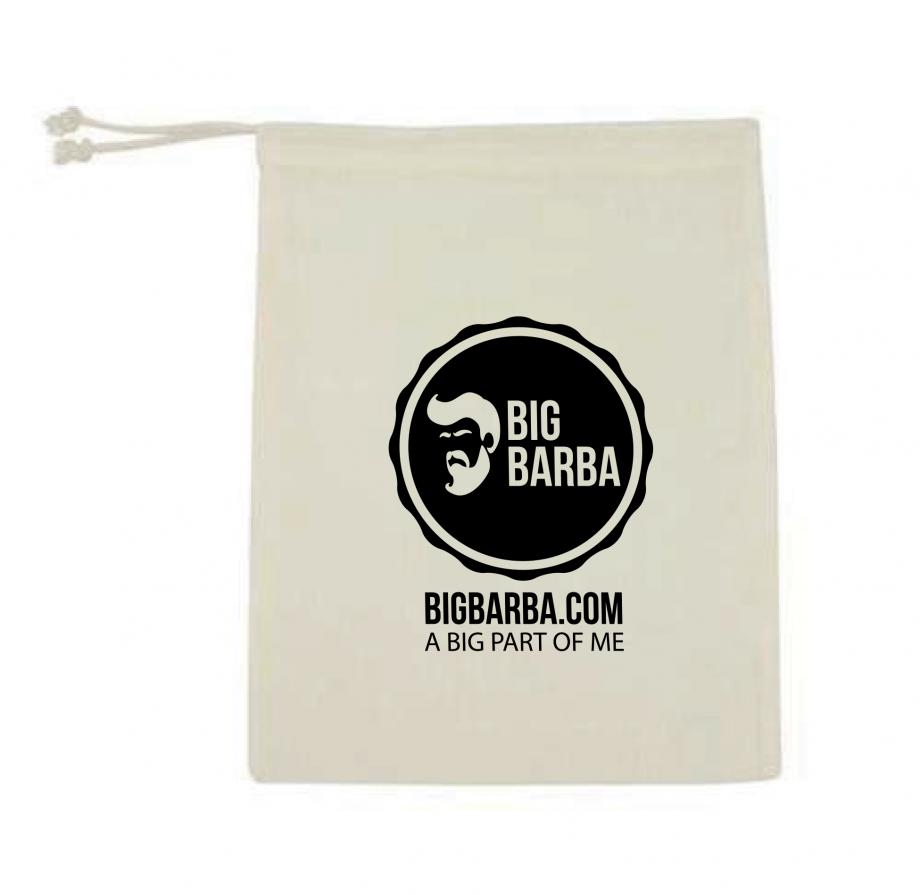 Saco de Algodão - Big Barba